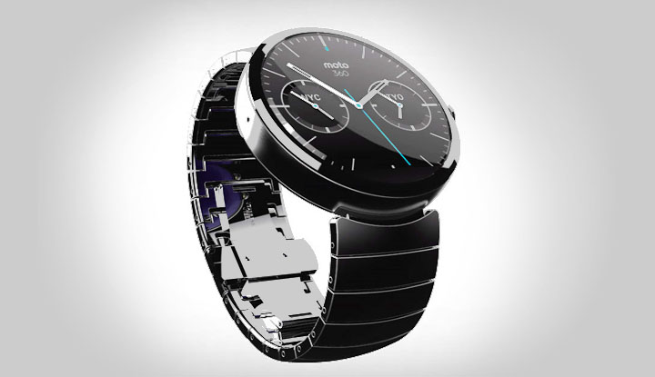 moto smart watch