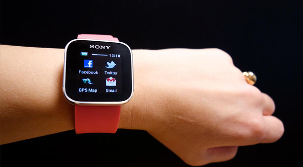 Sony SmartWatch ремешок