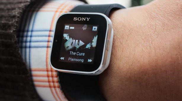 Sony SmartWatch внешний вид