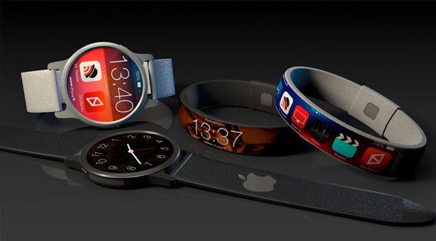дизайн умных часов