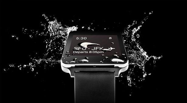 умные часы в защитой от воды