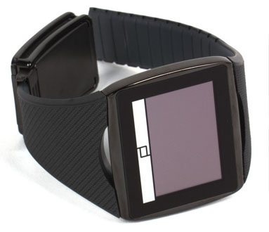 дизайн умных часов qualcomm toq
