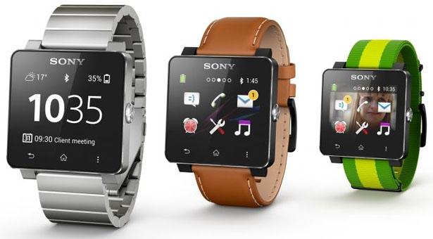 умные часы sony smart watch 2