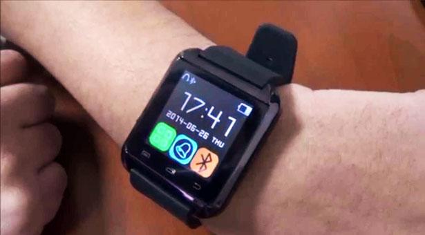 UWatch U8 китайские умные часы