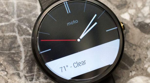 обзор умных часов moto 360 SmartWatch