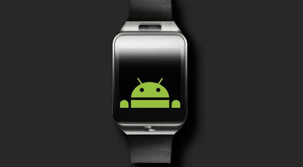 смарт часы на android wear