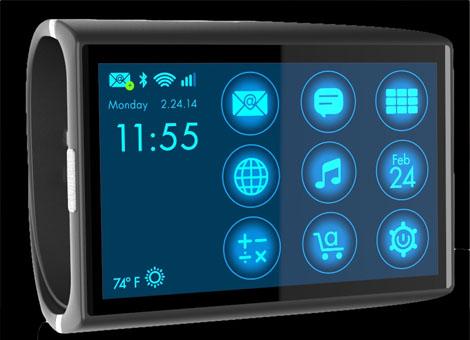 андроид часы наручные