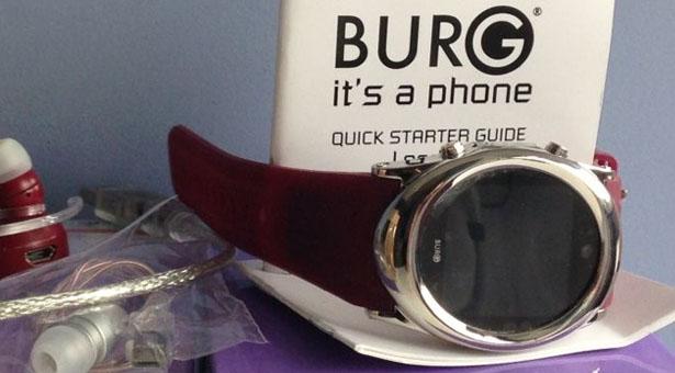умные часы-телефон