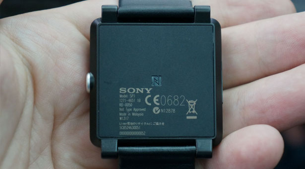 sony smart watch 2 задняя панель
