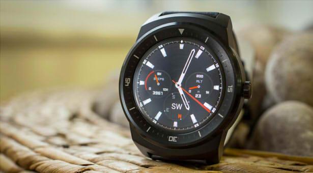 умные часы lg g watch r