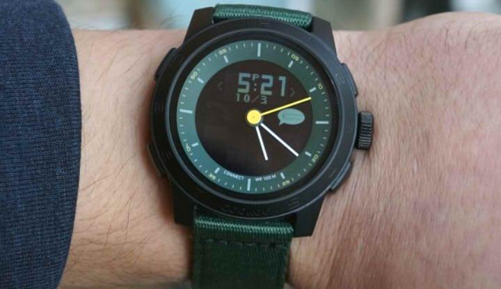 умные часы cookoo watch 2