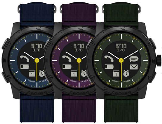 умные часы cookoo smart watch 2