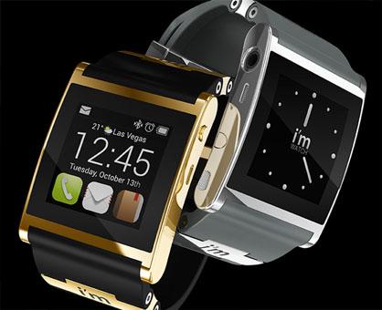 smartwatch i'm watch titan black