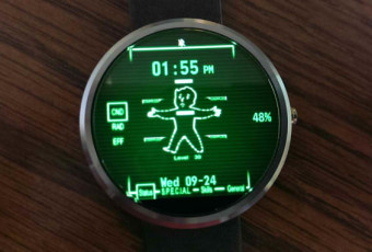 watch face android wear