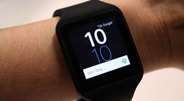 sony smartwatch 3 обзор