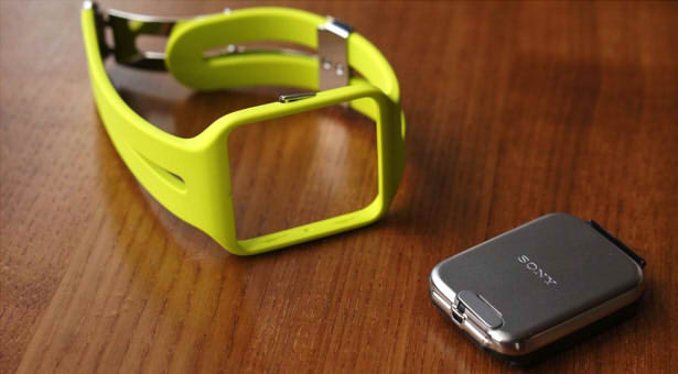sony smartwatch 3 цена
