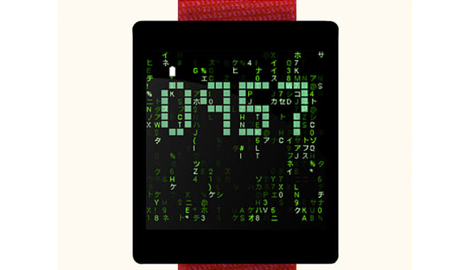 watch face android wear программа