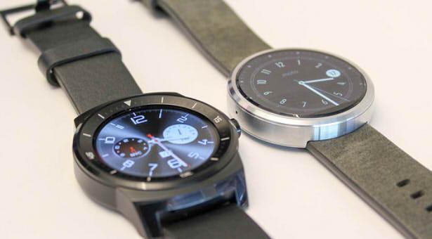 moto 360 lg g watch r сравниваем умные часы