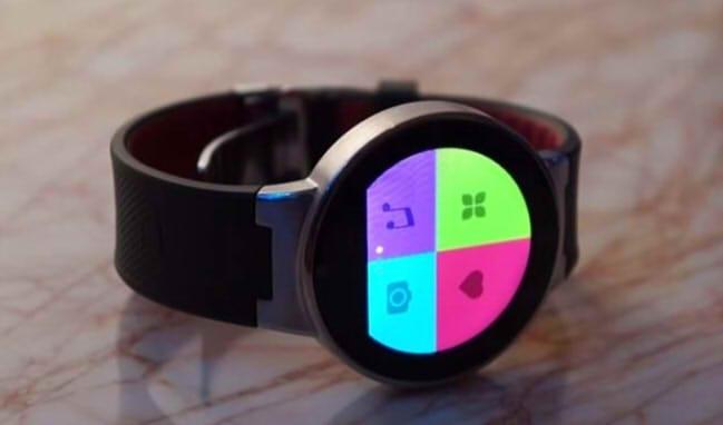обзор умных часов Alcatel
