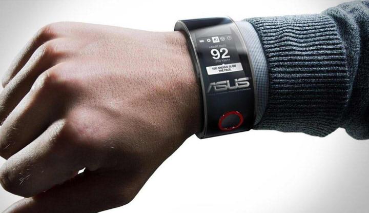 новые умные часы Asus для Windows