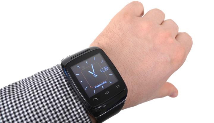 Bizzaro watch