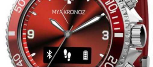 MyKronoz ZeClock обзор умных часов