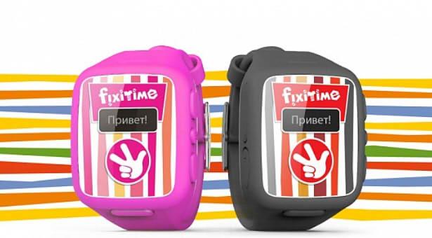 Fixitime китайские умные часы