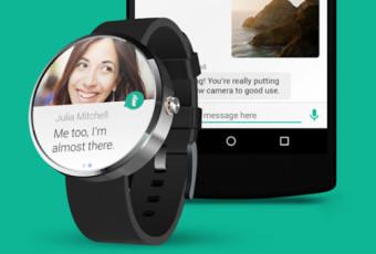 умные часы приложение для общения
