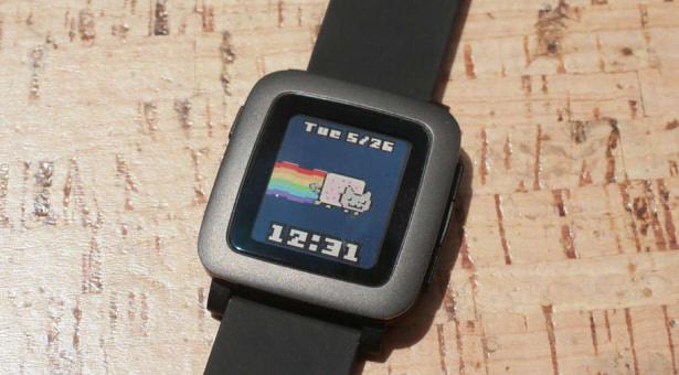 pebble time обзор часов