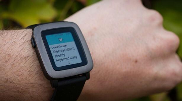 pebble time обзор умных часов