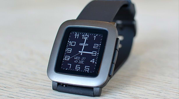 pebble time обзор смарт часов