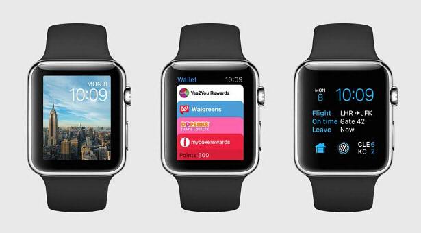 Обновление Watch OS 2.0