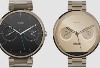 Moto 360 2 умные часы