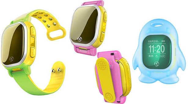 qq watch умные часы для детей