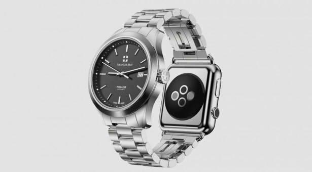 двойные умные часы