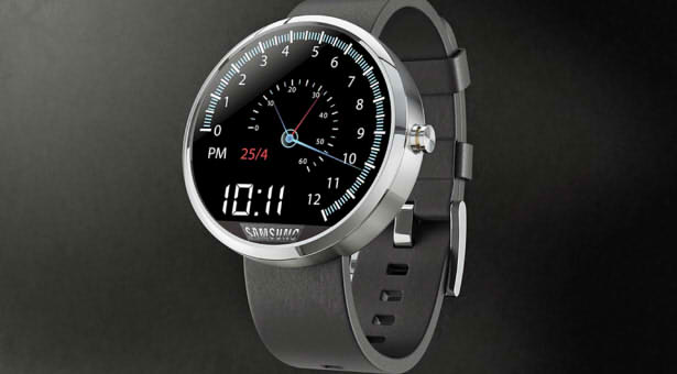 Samsung Gear A умные часы