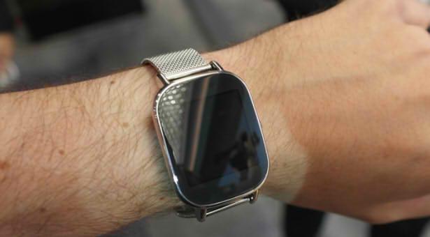 Asus ZenWatch 2 умные часы
