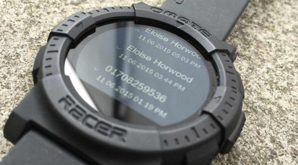 Omate Racer умные часы