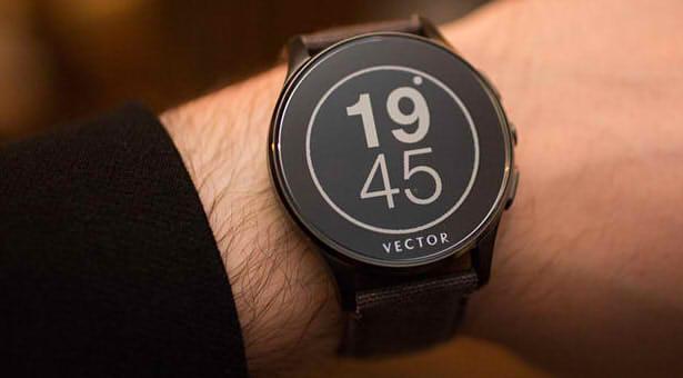 Vector Luna умные часы