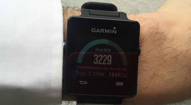 смарт часы garmin vivoactive