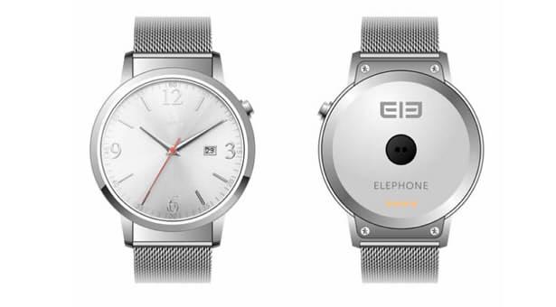 круглые смарт-часы Ele Watch