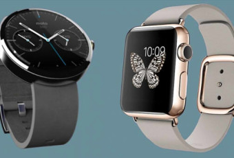 Apple Watch и Android Wear: сравнение