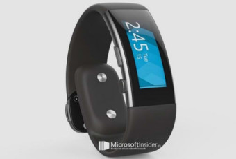 Microsoft Band 2 фото