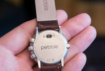Pebble Time Round фото