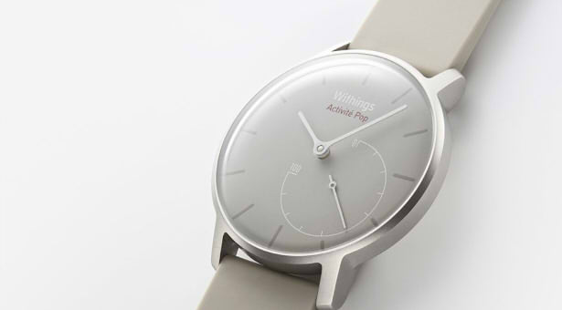 Withings Activate Pop обзор