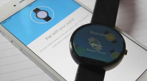 умные часы android wear для ios