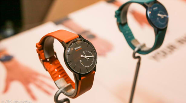 Withings Activate Pop фото