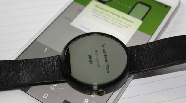 умные часы android wear для ios