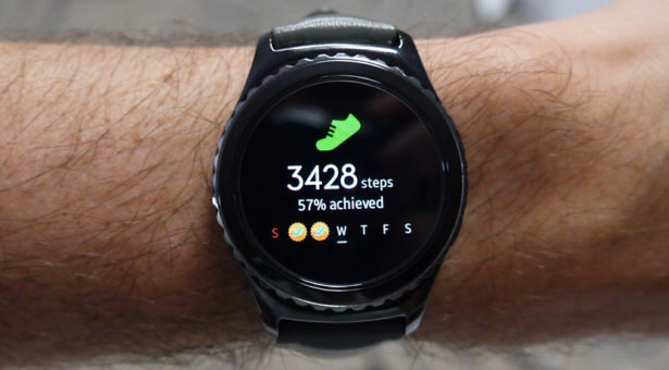 Samsung Gear S2 обзор