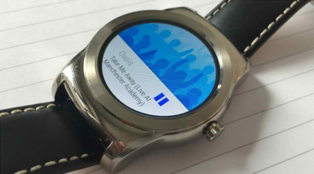 умные часы android wear для apple